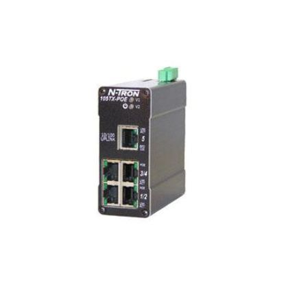 5-Port Unmanaged Industrial Ethernet Switch 105TX redlion - redlion vietnam