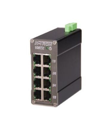 8-Port Unmanaged Industrial Ethernet Switch 108TX redlion - redlion vietnam