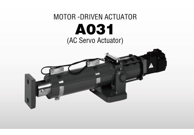 Actuator  A031 / A151 / A352 hệ thống chỉnh biên  Nireco