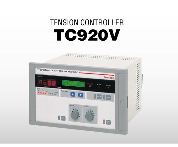 Bộ điều chỉnh lực căng TC680A/D, TC920V Nireco - Nireco vietnam