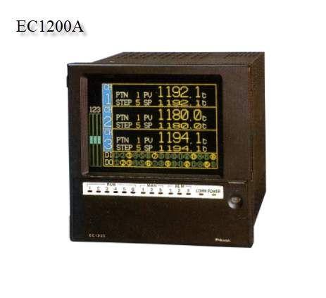 Bộ điều khiển nhiệt độ đa điểm EC1200A Ohkura