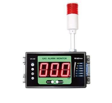 Bộ hiển thị và cảnh báo rò rỉ khí gas GTC-540 Gastron