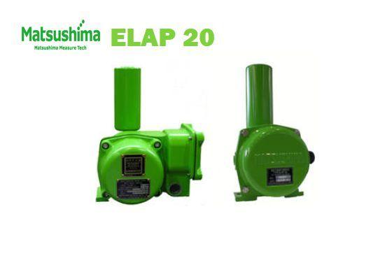 Đại lý matsushima tại Việt Nam - Công tắc báo lệch băng tải ELAP 20, ELAP 20N