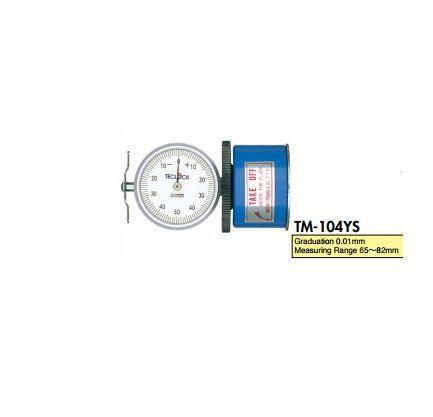 Dụng cụ đo lệch trục khuỷu teclock TM-104YS, TM-106YS, CSDG-A, teclock vietnam