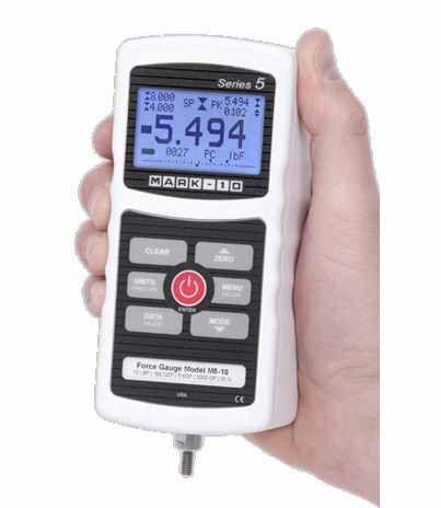 Dụng cụ đo lực M5-50, M5-100, M5-200, M5-500, M5-1000, M5-2000,  M5-2-COF, COF-K1, mark 10 vietnam