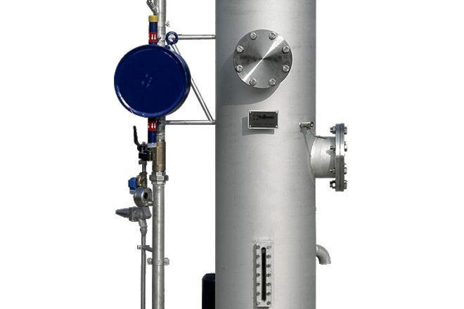 HAFFMANS CO2 AEROSOL WASHER - Bình xịt làm sạch khí CO2 Haffmans