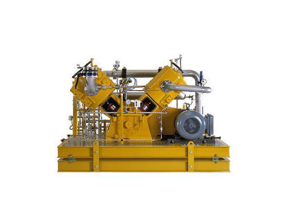 HAFFMANS CO2 COMPRESSOR - Bộ khử mùi và làm khô khí CO2 Haffmans