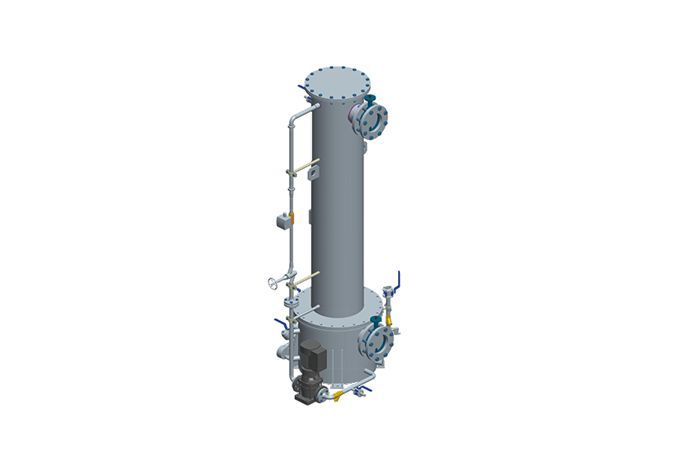 Haffmans Ethanol Recovery System - ERS, Hệ thống tái chế Ethanol  ERS Haffmans