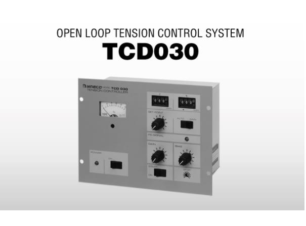 Hệ thống điều khiển lực căng TCD050, TCD030 Nireco - Nireco vietnam