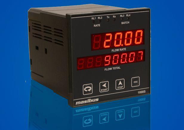 Masibus 1008S Flow Indicator  - Đồng hồ lưu lượng Masibus - Masibus vietnam