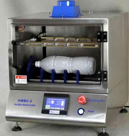 Máy cắt chai PET tự động HWBC-2 AT2E - AT2E vietnam