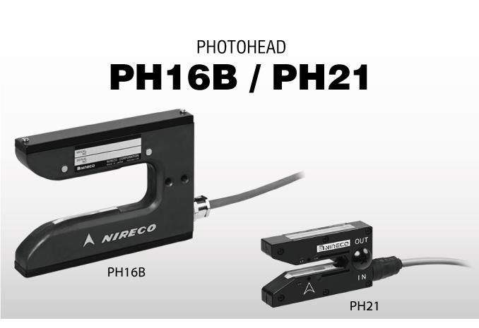 Máy chỉnh biên PH16B / PH21 Nireco - Máy chỉnh biên Nireco