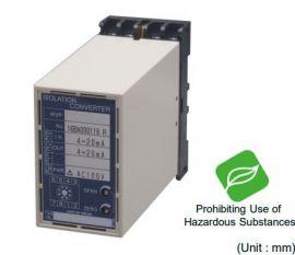 Bộ cách ly tín hiệu Watanabe WVP-DCZ 1500VAC