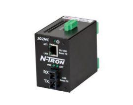 Bộ chuyển đổi tín hiệu 302MC-SC N-tron - Industrial Media Converter Red Lion