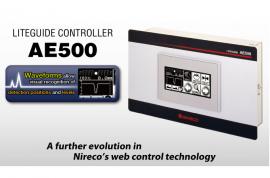 Bộ controller AE500 Nireco - Nireco vietnam - TMP vietnam