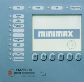 Bộ điều khiển chữa cháy FMZ 5000 Minimax - đại lý phân phối Minimax Vietnam