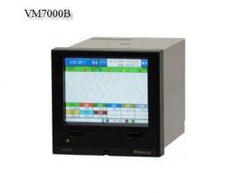 Bộ hiển thị nhiệt độ, điện áp, dòng điện có đèn báo VM7000B Ohkura