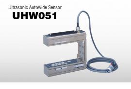 Cảm biến siêu âm chỉnh biên UHW051 Nireco - chỉnh biên UHW051