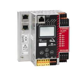 Cổng giao tiếp Safety, EtherNet/IP + ModbusTCP chuẩn AS-i Bihl+Wiedemann