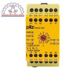 Đại lý Pilz Pnoz tại Việt Nam Pilz PNOZ XV2 - pilz Pnoz việt nam