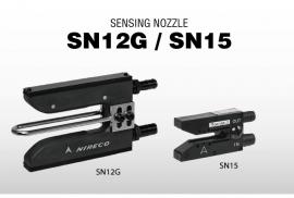 Đầu dò cảm biến SN12G / SN15 Nireco - Nireco vietnam