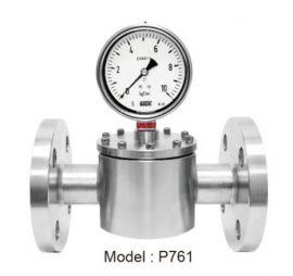 Đồng hồ đo áp suất p761, p762, p763 wise - wise vietnam