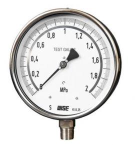 Đồng hồ đo áp suất của wise P252, P253, P254, P255, wise vietnam