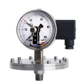 Đồng hồ đo áp suất dạng màng có tiếp điểm điện P570, p590 wise