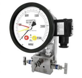 Đồng hồ đo áp suất p680, p690 wise - nhà phân phối wise