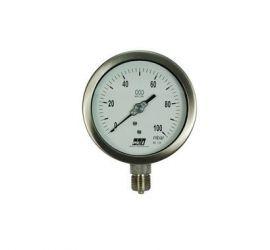 Đồng hồ đo áp vật liệu inox AX300 PCI Instruments