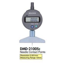 Đồng hồ đo độ lõm teclock DMD-2100S2, DMD-2110S2, DMD-2130S2, DMD-2500S2, DMD-2520S2, DMD-2400J, DMD-2410J, teclock vietnam