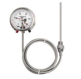 Đồng hồ đo nhiệt độ từ xa có tiếp điểm điện wise T761, T762, T763, T764