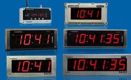 Đồng hồ đồng bộ không dây masibus - DDU24/26, DDU44/46 & MC-2 Masibus