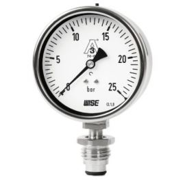 Đồng hồ kiểm tra áp suất wise p752, p753, p757 wise vietnam