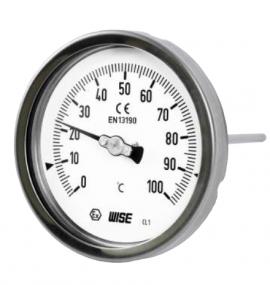 Đồng hồ T110 wise - Đồng hồ đo nhiệt độ T110 của Wise