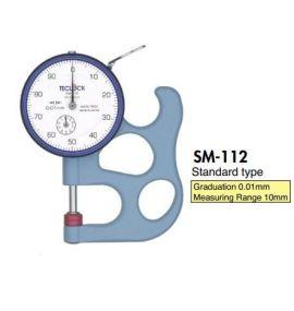 dụng cụ đo độ dày teclock SM-112, SM-112LS, SM-112LW, SM-112, SM-112-3A, SM-112FE, teclock vietnam