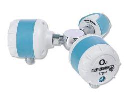 Dụng cụ đo lưu lượng khí trong Y tế  Flow Meter EasyMED
