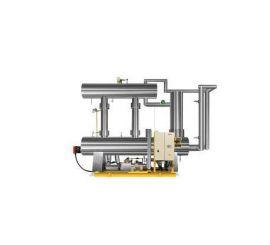 Haffmans Liquid CO2 Stripping System, máy làm lỏng khí CO2 Haffmans