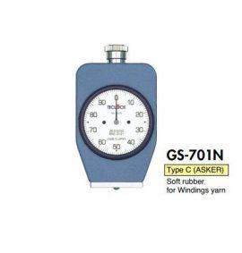 Hardness gauge teclock GSD-743K, GSD-744K, GSD-750K, GSD-751K, GSD-752K, GSD-753K, GSD-754K