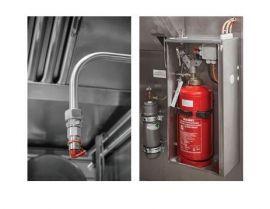 Hệ thống báo cháy và chữa cháy KS 2000-8 Minimax - Minimax Vietnam