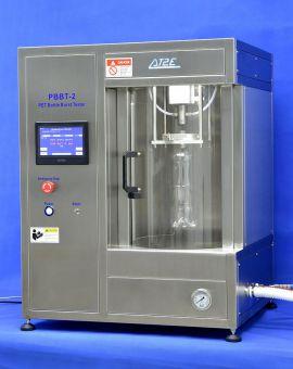 Máy đo áp lực chịu của chai, áp suất làm biến dạng chai PET PBBT-2 - AT2E vietnam