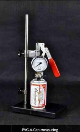 Máy đo chân không trong chai PVG-D - AT2E vietnam