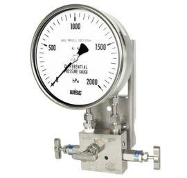 Máy đo chênh lệch áp suất P660, p661, p662 wise vietnam