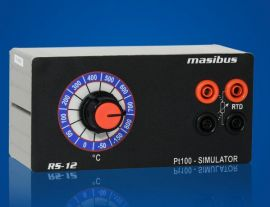 Máy mô phỏng RTD của Masibus - Simulator RS12 Pt100 Masibus - masibus vietnam