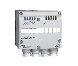 Module ngõ vào analog tín hiệu PT100 và PT1000 Bihl+Wiedemann BWU1254,BWU1509