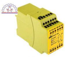 PNOZ 16S 110VAC 24VDC pilz - pilz vietnam - rờ le an toàn Pilz