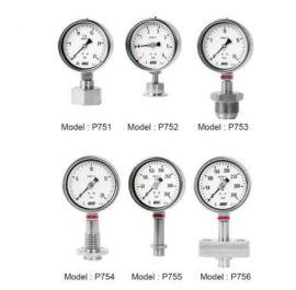 Pressure gauge p751, p752, p753, p754, p755, p756 wise vietnam