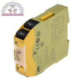 Safety relay PNOZ X1 pilz - pilz Pnoz vietnam - nhà phân phối Pilz PNoz