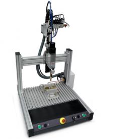 Tabletop stud welding machine MAS-04 as scholer - as scholer vietnam