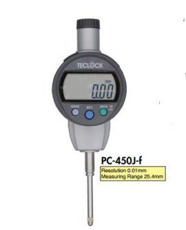 teclock PC-455J-f, SD-101A, SD-465A, SD-0105N, SD-0205N, SD-0105NB, SD-0205NB, SD-0105NC, SD-0205NC